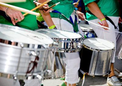 Team Building - Escola de Samba