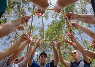 Team Building - Jogos Cooperativos