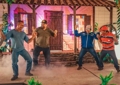 Team Building - Danças Comemorativas
